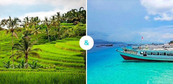 Bali + Gili