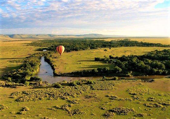safari balonem
