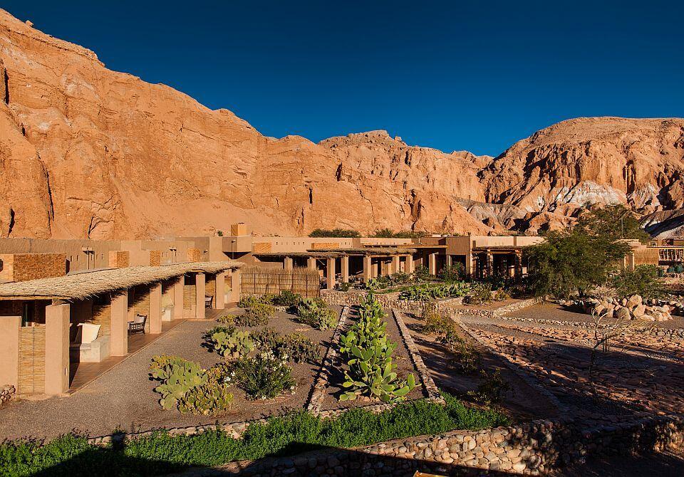 Chile, San Pedro de Atacama - Alto Atacama Desert Lodge 2