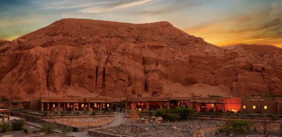 Chile, San Pedro de Atacama - Alto Atacama Desert Lodge mini