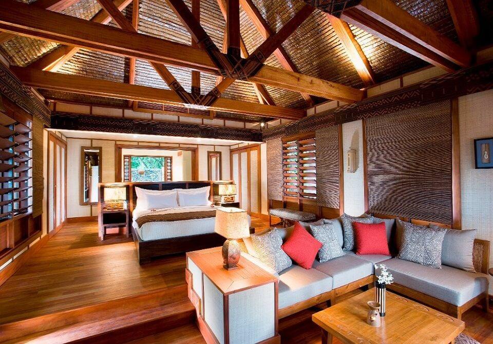 Fidżi, Malolo - Likuliku Lagoon Resort, zakwaterowanie