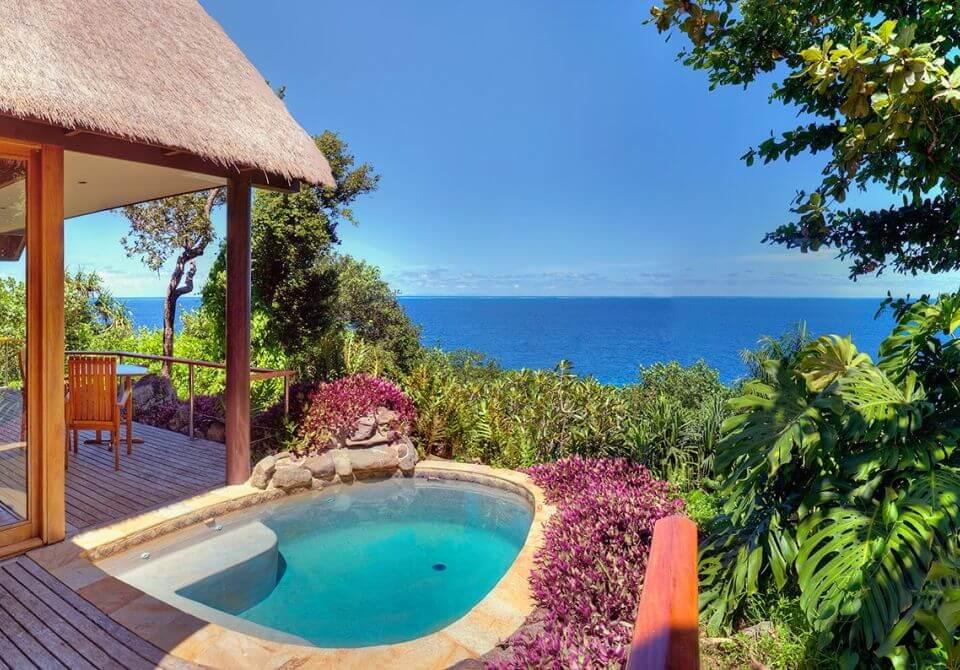 Fidżi - Royal Davui Island, Premium Plunge Pool Villa