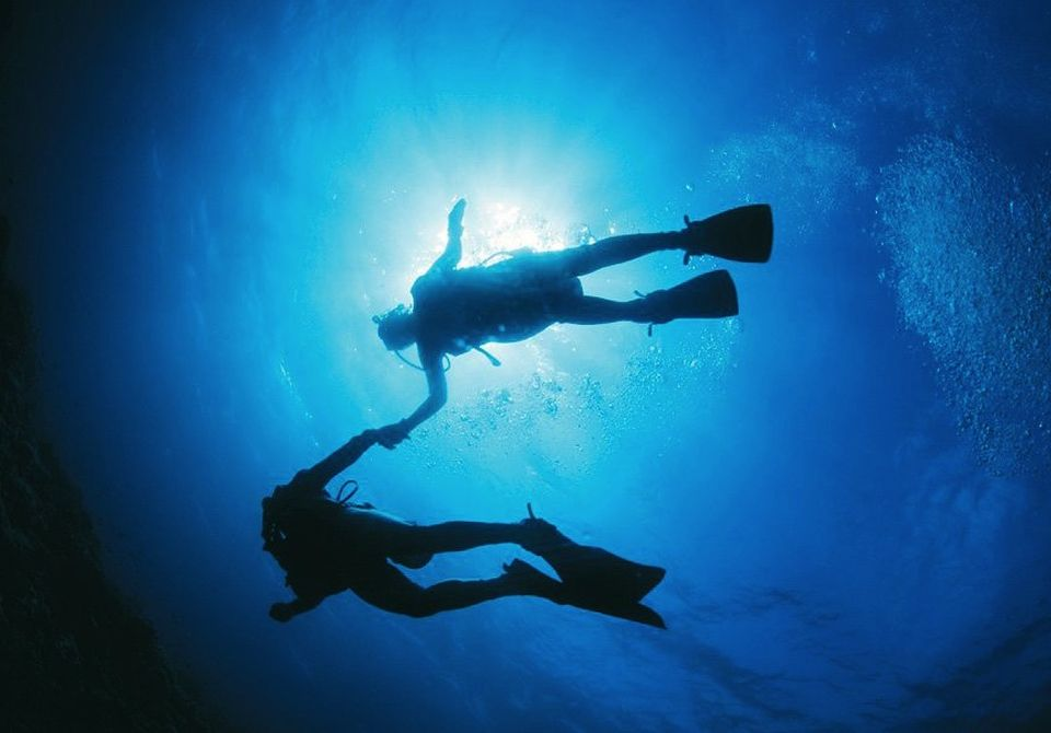 Fidżi - Royal Davui Island, nurkowanie