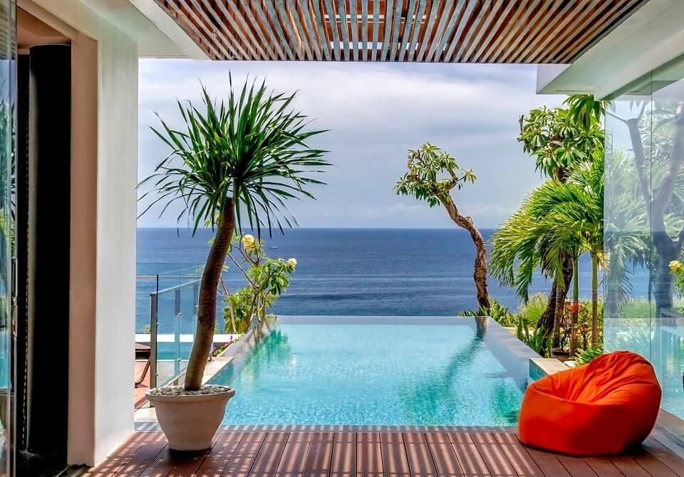 Indonezja, wyspa Bali - Hotel Anantara Uluwatu Bali - Ocean Pool Villa