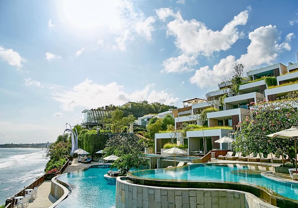 Indonezja, wyspa Bali - Hotel Anantara Uluwatu Bali Resort