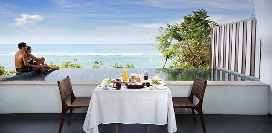 Indonezja, wyspa Bali - Hotel Samabe, restauracja