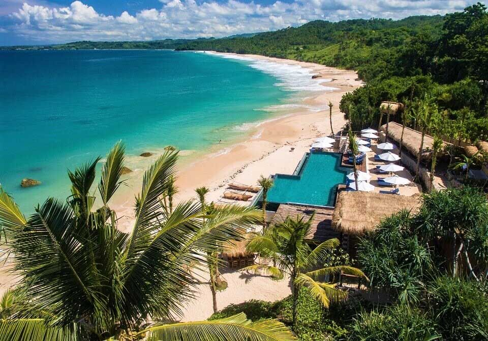 Indonezja, wyspa Sumba - Hotel Nihiwatu