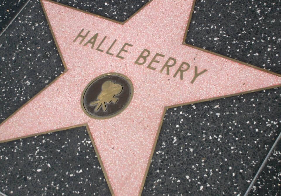 Los Angeles, Aleja gwiazd Halle Berry
