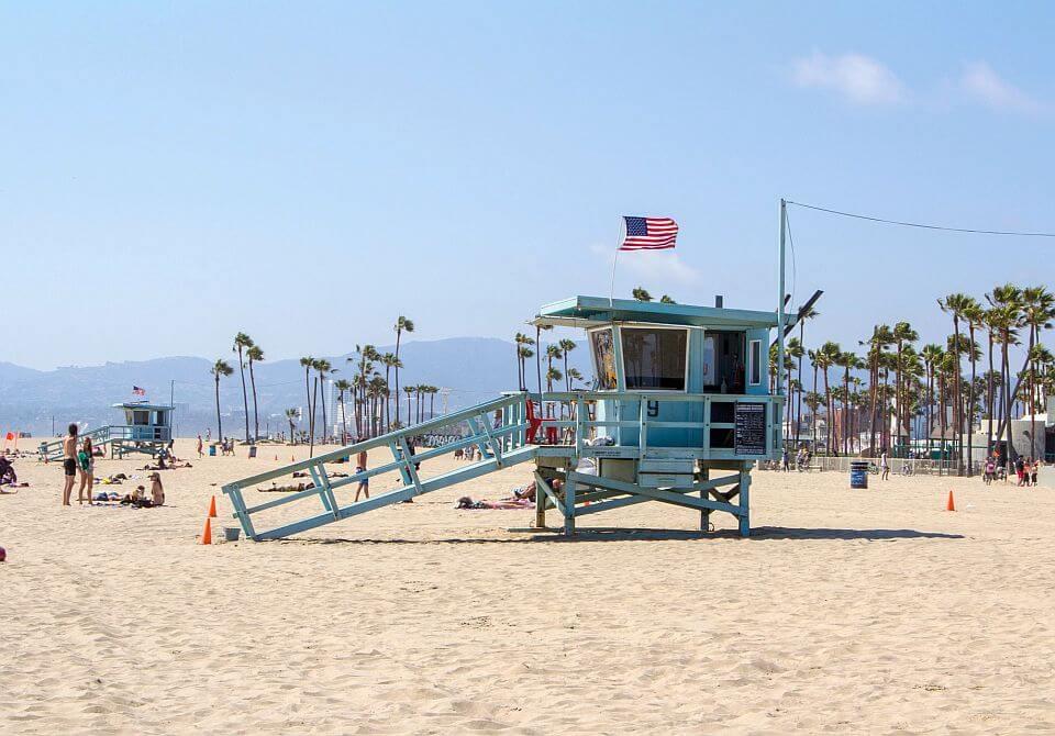 Los Angeles, plaża