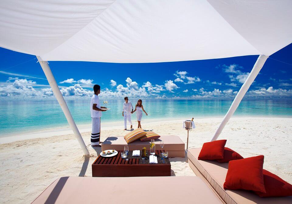 Malediwy, Hotel Velassaru