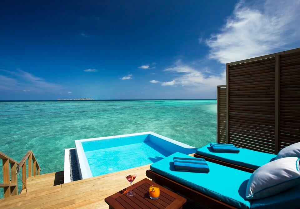 Malediwy - Hotel Velassaru