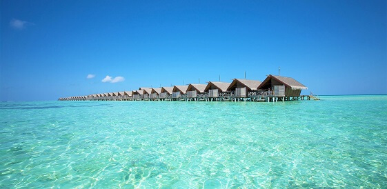 Malediwy - hotel Lux South Ari Atoll - domki na wodzie