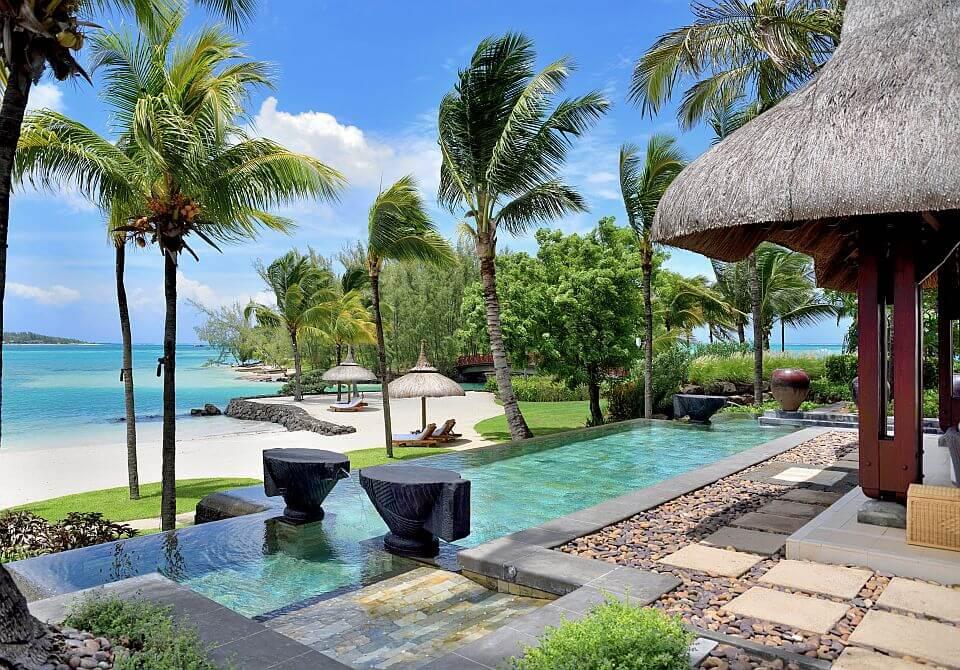 Mauritius - Shangri-la Le Touessrok Resort & Spa, Beach Villa