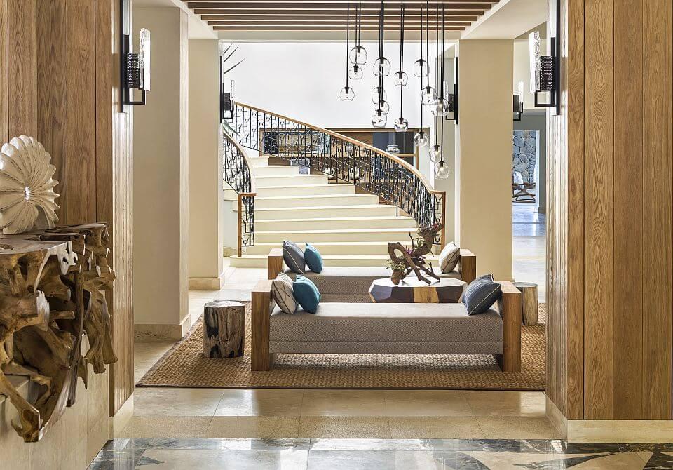 Mauritius - Shangri-la Le Touessrok Resort & Spa, lobby