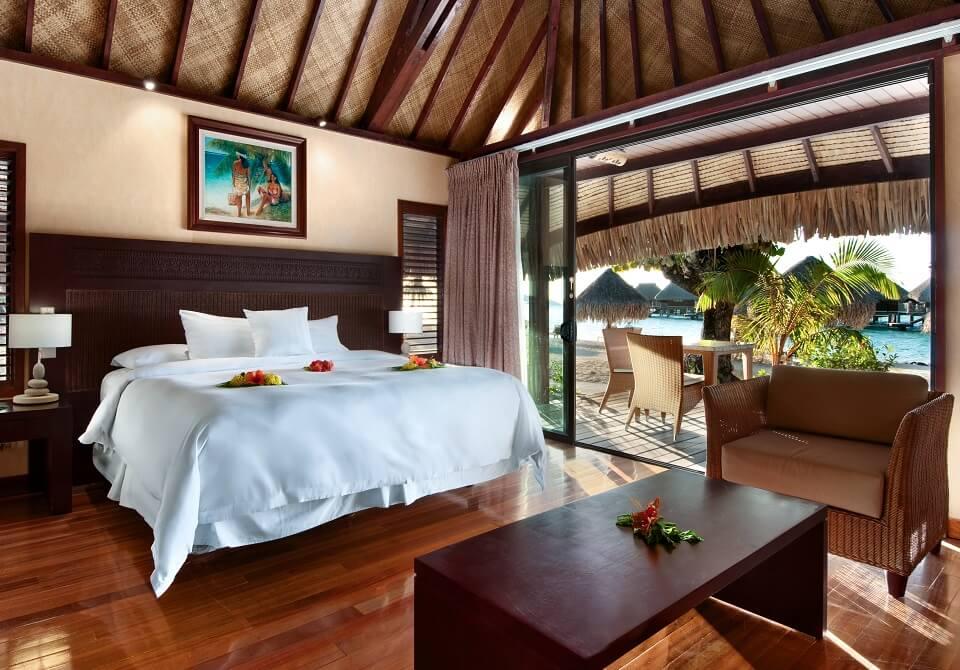 Polinezja Francuska, Moorea - Hilton Moorea Lagoon, Deluxe Garden Bungalow with Pool