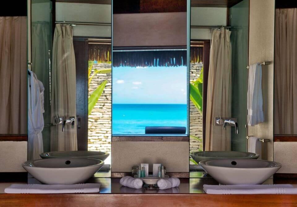 Polinezja Francuska, Rangiroa - KiaOra Resort,