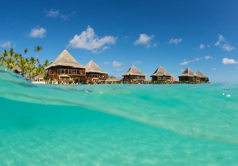 Polinezja Francuska, Rangiroa - pod wodą