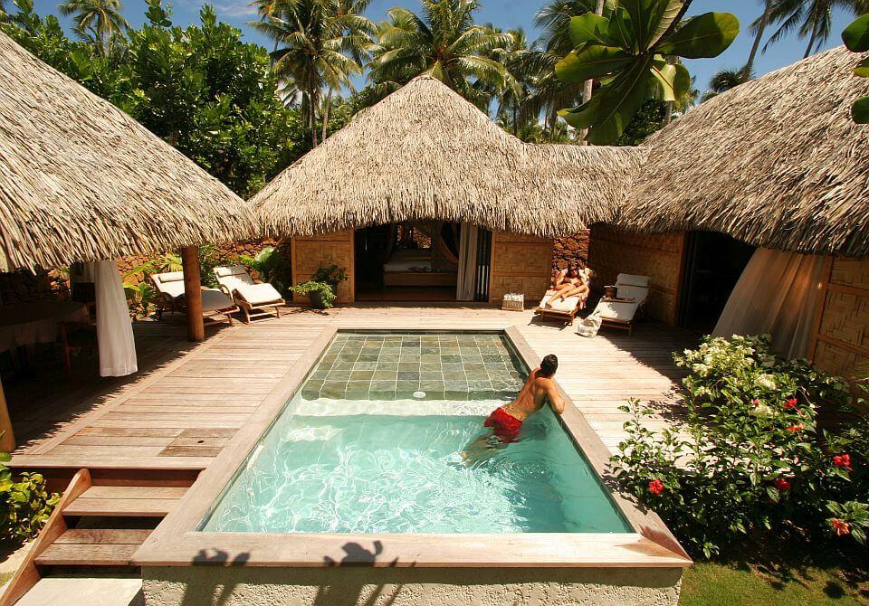 Polinezja Francuska, Tahaa - Le Taha'a wyspa