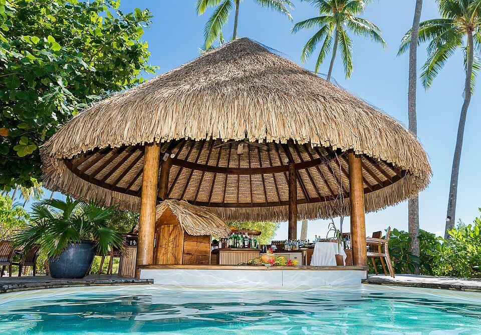 Polinezja Francuska, Tahaa - Le Taha'a Island Resort, Spa