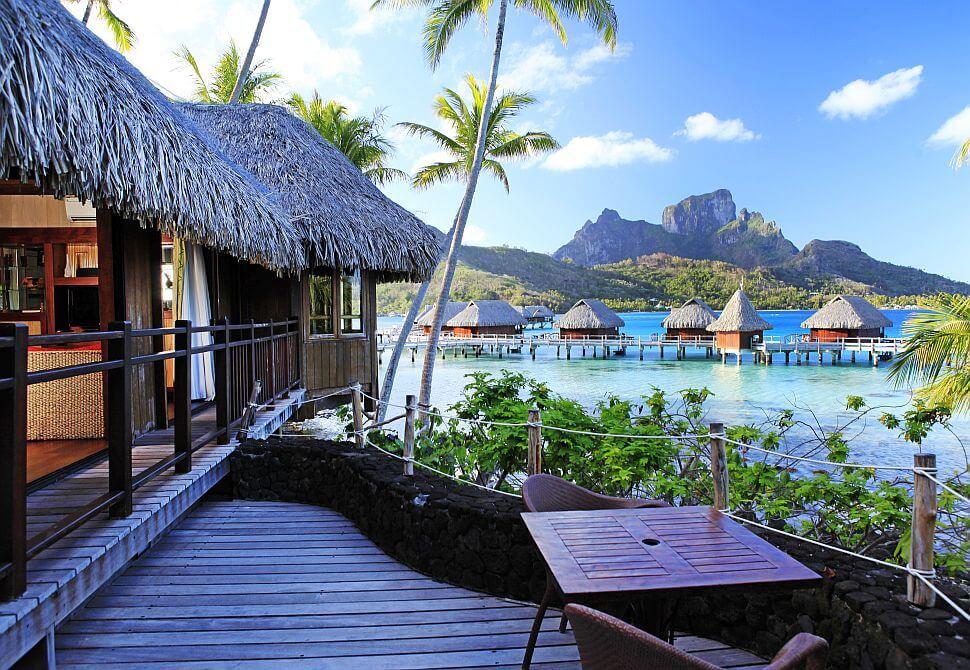 Wyspy Bora Bora - hotel Sofitel Bora Private Island