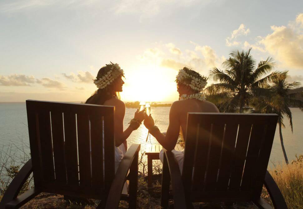 Wyspy Bora Bora - Romantyczne chwile na wakacjach