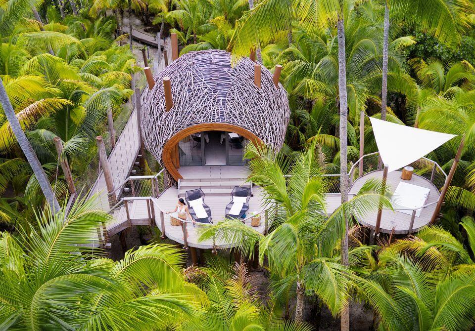 Polinezja Francuska, wyspa Tetiaroa, The Brando, Spa