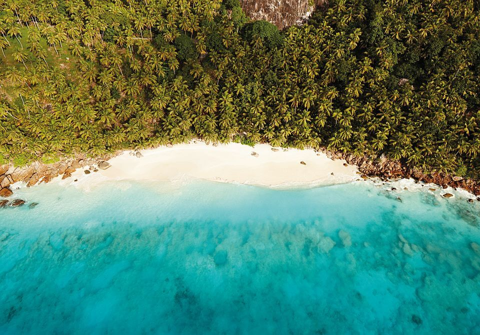 plaża Anse Victorin