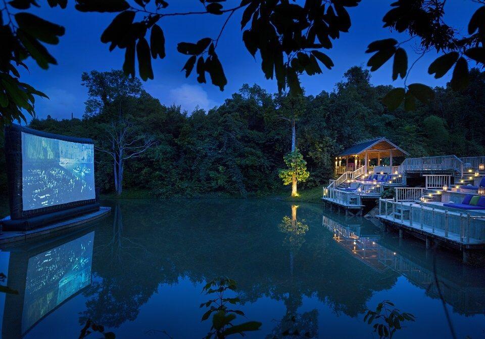Kino na wodzie - Azja, Tajlandia, Soneva Kiri