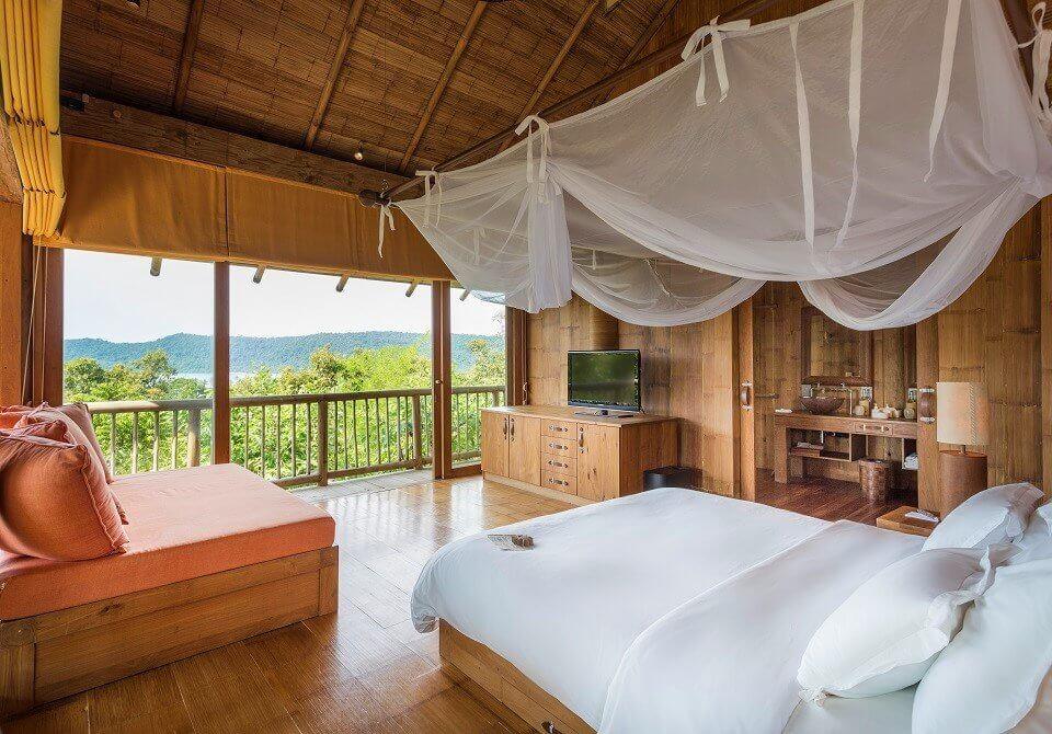 Azja, Tajlandia, Soneva Kiri Cliff Pool