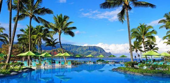 Wczasy na Hawajach na Kauai
