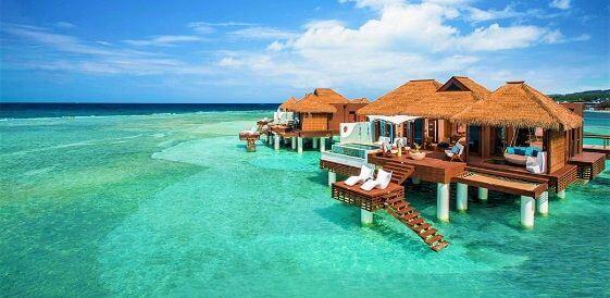 Hotel z widokiem na morze - Jamajka