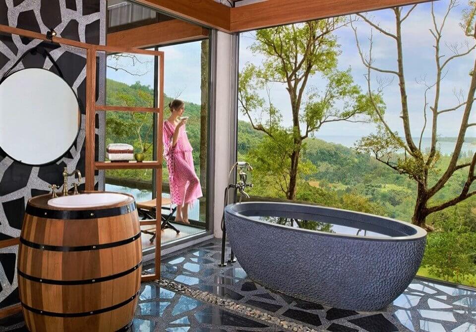 Phuket, Keemala, Tent Pool Villa1