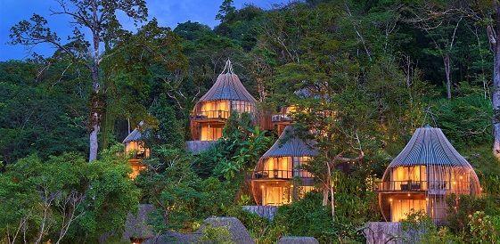 Phuket, Keemala, Tree pool villa, miniatura