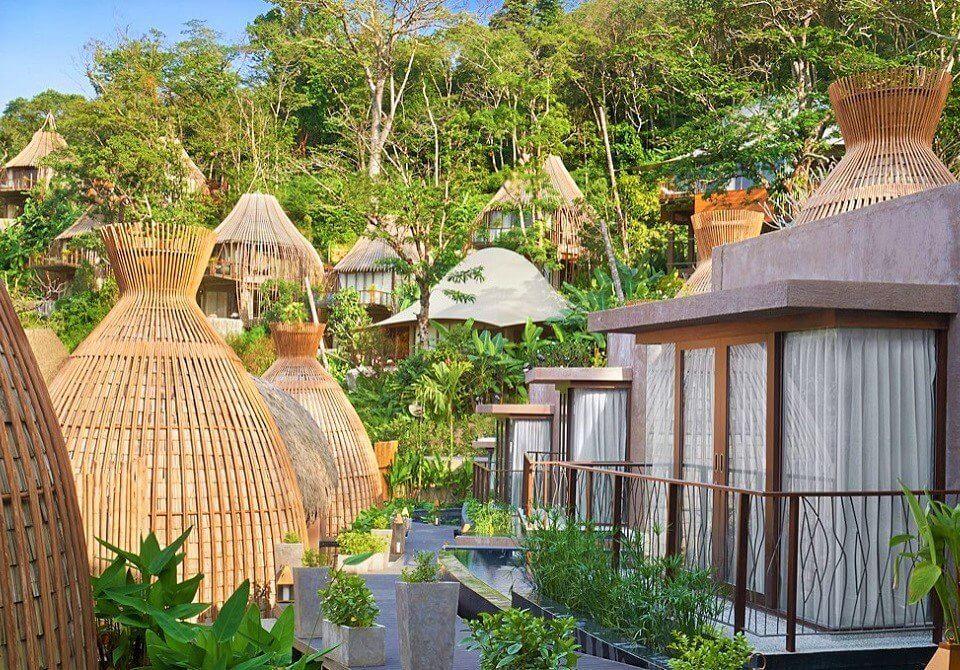 Phuket, Keemala, spa