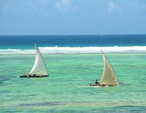Zanzibar - rajskie, wymarzone wakacje